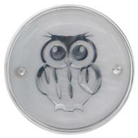 SEASHELL SILVER - OWL