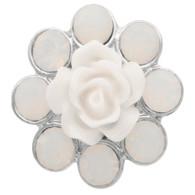 FLOWER - CHANTILLI WHITE