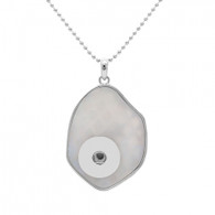 PENDANT - ISLAND BLISS (WHITE SHELL)