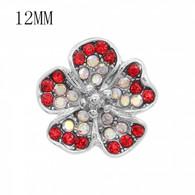 MINI FLOWER  SPRINKLE - RED