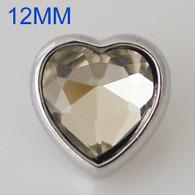 MINI HEART - CARAMEL