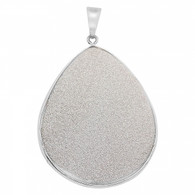 NATURAL STONE  SHIMMER SILVER
