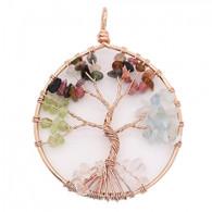 NATURAL STONE - ABUNDANCE TREE OF LIFE (RG)