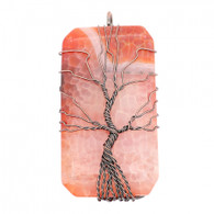NATURAL STONE - TREE OF LIFE (CORAL)
