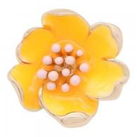 FLOWER - SPRING HILL (MUSTARD)