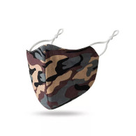 FASHION MASK - CAMOUFLAGE ARMED FORCES