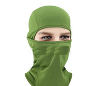 HEADGEAR BREATHABLE - GREEN