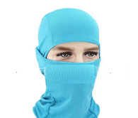 HEADGEAR BREATHABLE - TURQUOISE