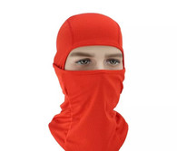 HEADGEAR BREATHABLE - RED
