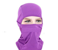 HEADGEAR BREATHABLE - VIOLET