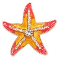 SANDALS BEACH STAR (BIG) - ORANGE