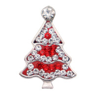 CHRISTMAS  SHINE TREE - RED
