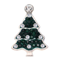 CHRISTMAS  SHINE TREE - GREEN