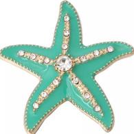 SANDALS BEACH STAR (BIG) - TURQUOISE MINT