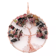 NATURAL STONE - BLESSINGS TREE OF LIFE (RG)