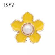 MINI  FLOWER HYDRANGEA (GOLD)