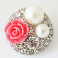 PEARLS AND ROSE