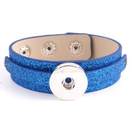 REMOVABLE BUTTON BRACELET GOLD POWDER - ROYAL