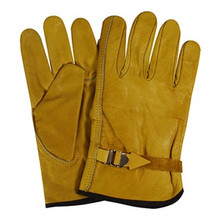 HandMaster Cowhide Work Glove Medium