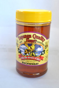Topanga Quality Buckwheat Honey