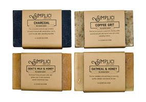 Pure & Gentle Soap 4-pack