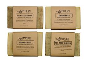Fresh Energy Soap 4-pack