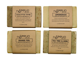 Fresh Energy Soap 4-pack