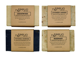 Powerful Calm Soap 4-pack
