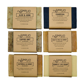 Sensitive Skin Soap 6-pack