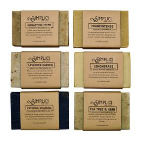 Herbal Soap 6-pack