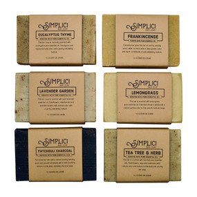 Herbal Soap 6-pack