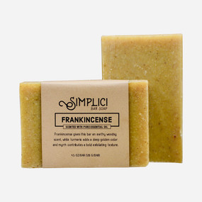 Simplici Frankincense Bar Soap