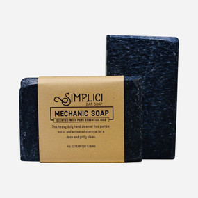 Simplici Mechanic Bar Soap {New}