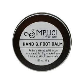Hand & Foot Balm - Lotion Bar