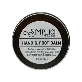 Hand & Foot Balm - Lotion Bar