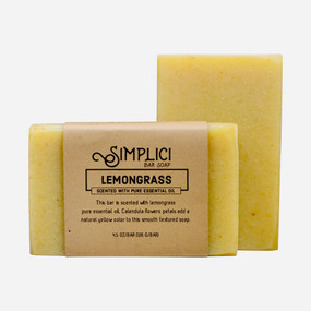 Simplici Lemongrass Bar Soap