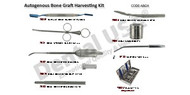 Autogenous Bone Graft Harvesting Kit