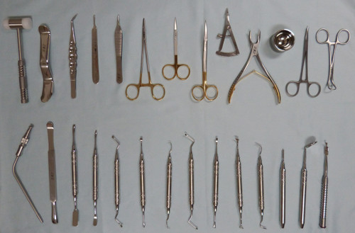 Basic Dental Instruments | Intelligent Dental