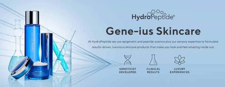 HydroPeptide Brand Page Image