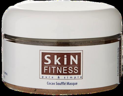 Skin Fitness Cocoa Souffle Masque