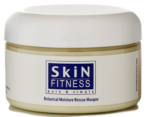 Skin Fitness Cocoa Botanical Moisture Rescue Masque