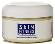 Skin Fitness Cocoa Botanical Moisture Rescue Masque