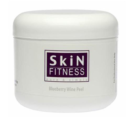 Skin Fitness BLUEBERRY WINE PEEL