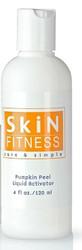 Skin Fitness PUMPKIN PEEL -LIQUID ACTIVATOR (4oz shown, select size)
