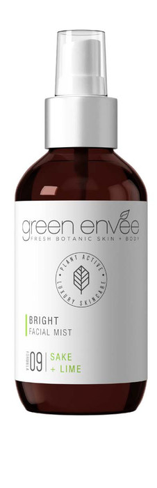 Green Envee Bright Facial Mist