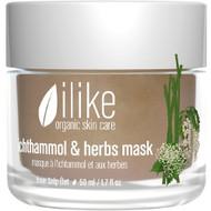 Ilike Organic Ichthammol & Herbs  Mask