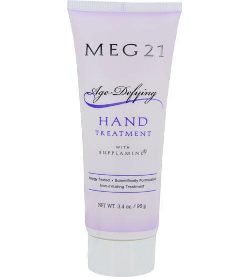 Meg 21 Age-DefyingTop of Hand Treatment