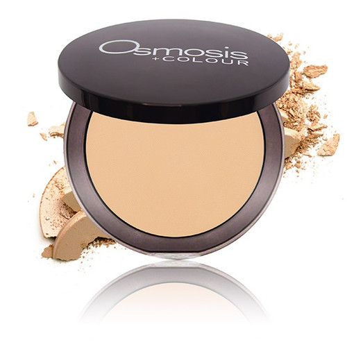 Osmosis +Colour Pressed Base Foundation Compact -Golden Light
