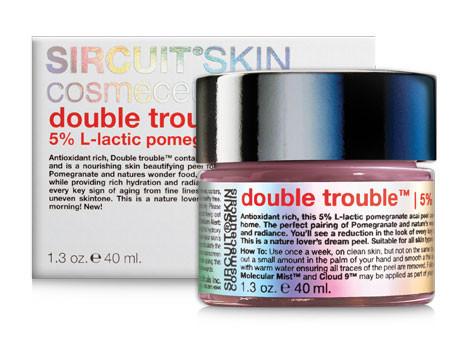 Sircuit Skin Double Trouble 5% Lactic Pomegranate Acai Peel