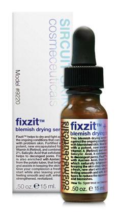 Sircuit Skin Fixzit Blemish Drying Serum